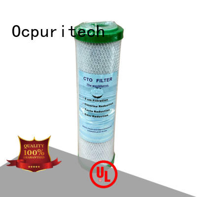 Ocpuritech activated carbon whole house water filter cartridge inquire now for business