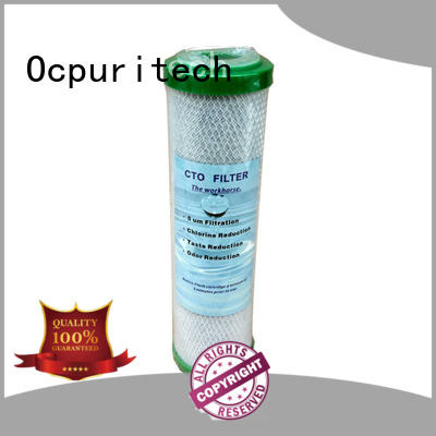 water filter cartridges cto for business Ocpuritech