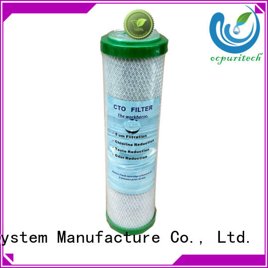 stainless steel water water cartridge micron sediment Ocpuritech Brand